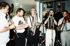 Jam session Joe Muranyival Saint Raphaelban 1995-ban